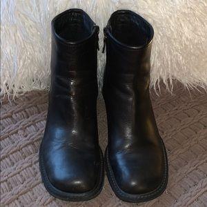 Timberland Zip Boots